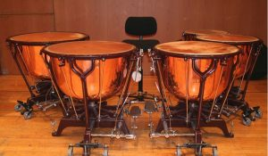 Mantenimiento timbales
